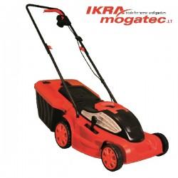 Elektrinė stumiama vejapjovė IKRA 1,6 kW ELM 1638 U
