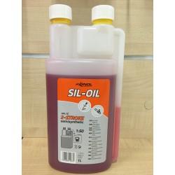 "Mоторное масло ""Arge"" SIL-OIL, 2-тактное, 1 L"
