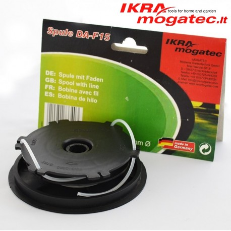 Ikra Mogatec DA-F15 type spool for trimmers/brush cutters