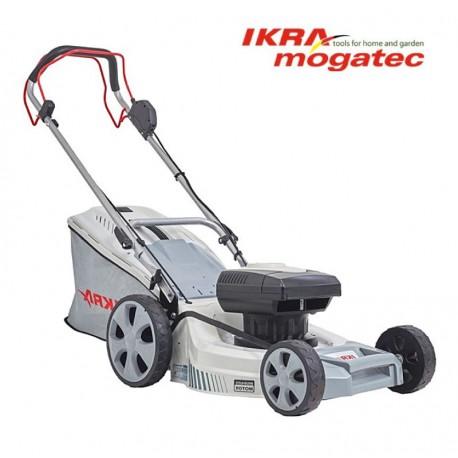 Itsevetävä akkukäyttöinen ruohonleikkuri 40V 5Ah  IKRA Mogatec IAM 40-4625