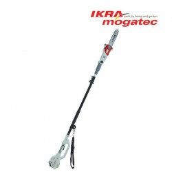 Cordless Telescopic Pruning Saw 40V Ikra Mogatec IAAS 40-25