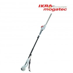 Cordless Telescopic Hedge Trimmer 40V Ikra Mogatec IATHS 40-43