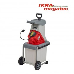 Elektrinis šakų smulkintuvas 2,5 kW Ikra Mogatec EGN 2500