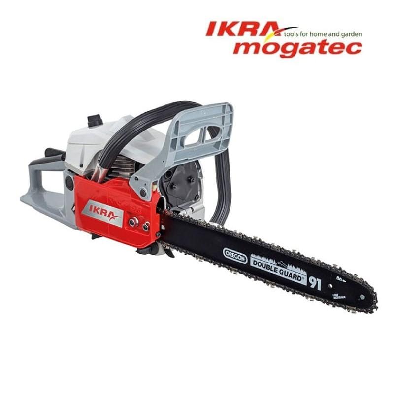 Petrol chainsaw Ikra Mogatec 1,8 kW IPCS 46, NEW