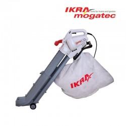 Elektrinis lapų pūstuvas/surinkėjas Ikra Mogatec IBV 2800 E, NEW