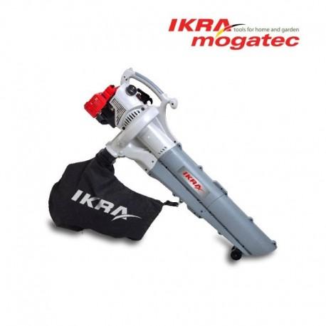 Benzininis lapų pūstuvas/surinkėjas 1 AG Ikra Mogatec BLS 31