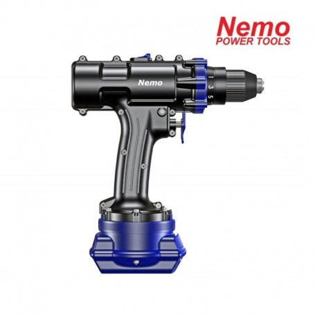 NEMO cordless waterproof professional screwdriver – drill Pool & Spa