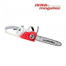 Akkukäyttöinen moottorisaha IKRA Mogatec 2x 20V 2.0 Ah ICC 2/2035