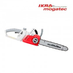 Аккумуляторная цепная пила Ikra Mogatec 2x 20V 2.0 Ah ICC 2/2035