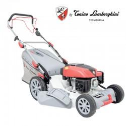 Bensindrivet självgående gräsklippare IKRA 51cm 2.51 kW Ikra 4in1 PL 5316 TL Pro