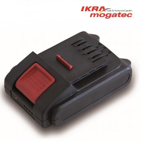 Аккумулятор 20V 2.5 Ah для Ikra Mogatec аккумуляторной техники