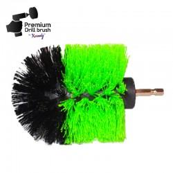 Профессиональная щетка Premium Drill Brush - средний, зеленый, Original