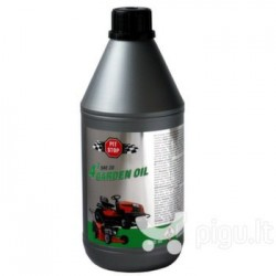 """Garden"" oil for four-stroke engines, SAE 30 600ml"