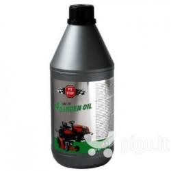 "Mоторное масло ""Garden"" SAE 30 4-тактное, 600ML"