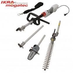 Trætopbeskæreren Ikra Mogatec 1000W, Combisystem, IECH 1000 2in1