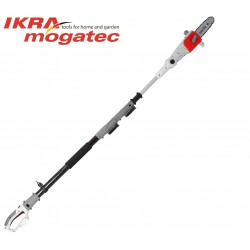 Cordless Telescopic Pruning Saw 20V 2Ah Ikra Mogatec ICPS 2020